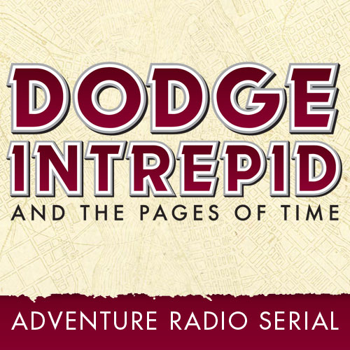 Dodge Intrepid and the Pages of Time