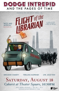 Flight of the Librarian