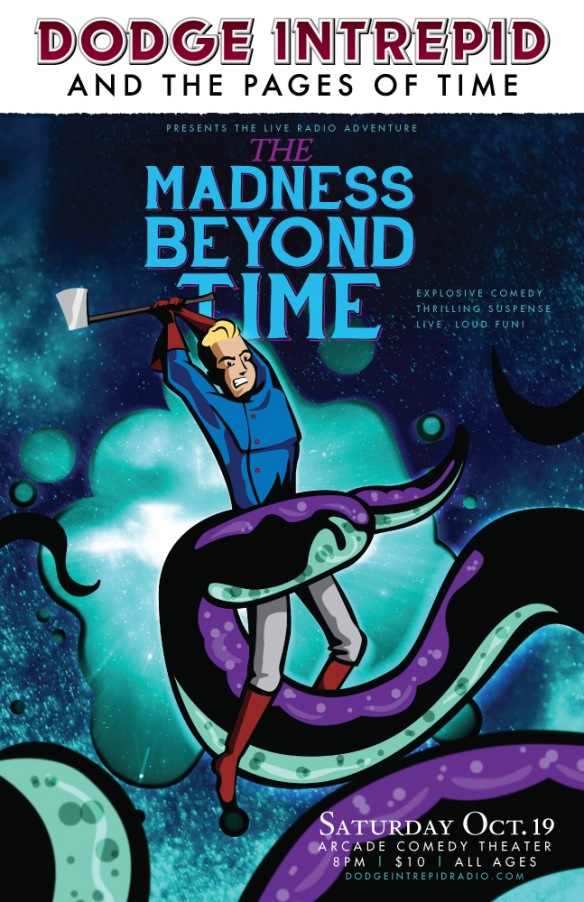 Madness Beyond Time